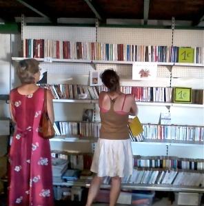 Bourse aux livres - 05.12.2012 © Ne Plus Jeter