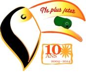 Logo Ne Plus Jeter 10 ans