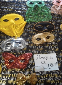 Masques-carnaval