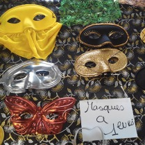 Masques-carnaval